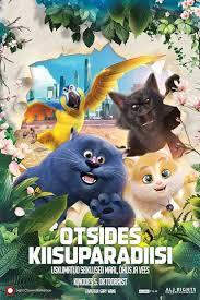Мультфильм Большой кошачий побег скачать