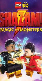 Мультфильм Лего Шазам: Магия и монстры скачать