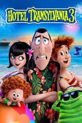 Мультфильм Монстры на каникулах 3: Море зовёт скачать