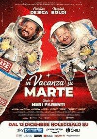 Фильм Отпуск на Марсе скачать