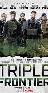 Фильм Тройная граница скачать